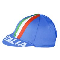 Wholesale 2016 Italy professional Team Cycling Bike Head Cap Hat Quick Drying is suing Wear men and women Cycling Hat Cycling caps