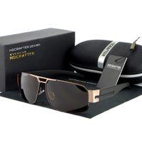 arrival drivers - New Arrival Fashion Top Grade UV400 Coating Polarized Outdoor Sports Men Sunglass Brand Designer Driver Mirror Sunglasses SG1012