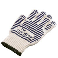 oven mitt gloves - 100pcs The Ove Glove Microwave oven Glove Heat Resistant Cooking Heat Proof Oven Mitt Glove Hot Surface Handler
