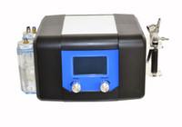 Wholesale Touch Screen in Facial hydra Diamond Peel Water Dermabrasion Oxygen Jet Oxygen Spray anti wrinkle spots removal SPA Machine