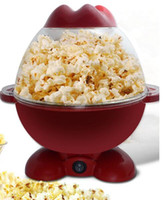 Wholesale Popcorn Makers Automatic popcorn machine household can sugar sweet corn oil non stick coating on children s day gift
