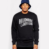 Cheap Wholesale-Men hip hop hoodies full sleeve pullovers bbc Billionaire Boys Club hoody sweatshirt tracksuit sudaderas moleton masculino