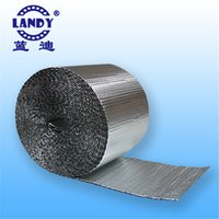 Wholesale Silver Single or Double Foil Bubble insulation all sizes available Roof insulation Building Material Bulk Stock in Guangdong
