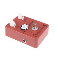 Wholesale JOYO JF Sounds Electric Guitar Guitarra Effect Pedal Classic Chorus True Bypass Design Aluminum alloy Musical Instrument