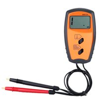 battery internal resistance measurement - SM8124 Portable Battery Internal Resistance Voltage Meter Voltmeter V Battery Measurement Tool Battery Diagnostic Tool