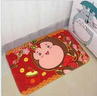 Wholesale Gigi Monkey Monkey Gifts mats non slip mat bedroom door mats