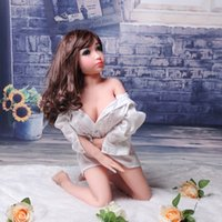 mini love doll - 100cm Mini real full solid Silicone sex Love Doll For Men With Metal Skeleton china factory female Vagina Europe Style
