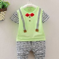 suits for 4 year old boys - 2016 summer new children s clothing boy baby infant children s clothing boys short sleeved suit for year old boy