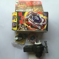 Wholesale BB88Beyblade Metal Fusion D Set METEO L DRAGO LW105LF Launcher