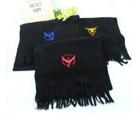 Wholesale 160 cm New children Cartoon poke fashion tassel Scarves Winter Scarf adult Warm Fleece scarf colors optional