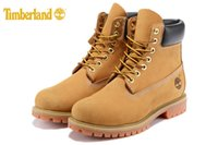 Wholesale Authentic Brand New Classic Fashion Timberland Men Inch Premium Boots Waterproof outdoor Wheat Nubuck boots size
