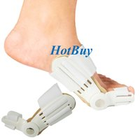 Wholesale Bunion Device Hallux Valgus Pro orthopedic Braces Toe Correction Feet Care Corrector Thumb Goodnight Daily Big Bone Orthotics