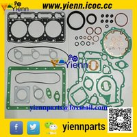Wholesale Kubota D1105 E2 D1105BH D1105 Upper Lower for KX91 KX41 KX41 S KX41 excavator repair parts
