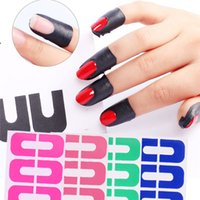 Wholesale Nail tools nail glue spill spill proof stickers nontoxic elastic