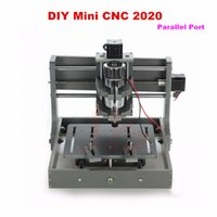 Wholesale New released DIY CNC cutting machine mini cnc router with Parallel port