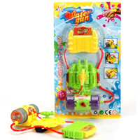 Wholesale Summer Childern Beach Swimming Wrist Water Guns Interesting Water Fight Pistol Plastic