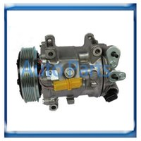 Wholesale 7C16 ac compressor for Peugeot Citroen C5 WY RG RA