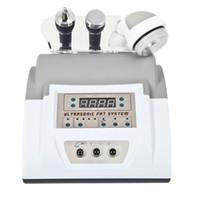 Wholesale ultrasound fractional rf microneedle vaccum therapy cavitation slim loss weight cavitation machine price