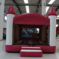 kids indoor play equipment - AOQI classic design castle bouncer inflatables toy indoor playground equipment jumping castle bouncer for kid playing
