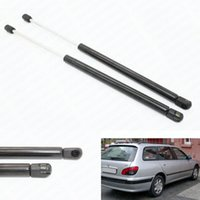 auto gas station - 2pcs Auto Tailgate Boot Gas Struts Shock Struts Spring for Peugeot Station Wagon