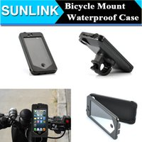 bicycle cover fits - Bicycle Bike Riding Waterproof Rotating Holder Mount Handlebar Case Cover for iPhone s Plus c S SE with Retail Package