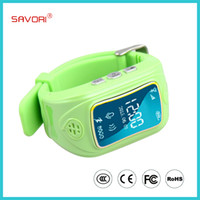 apple mobile software - Free shipment for mobile tracking software smart heart rate monitor wrist sos panic button kids watch gps tracker Model W27C