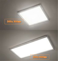 Wholesale Integrated ceiling keel led ceiling panel light x300 x600 x600 x60 x1200 cold white warm white