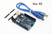 arduino uno leds - Starter Kit for arduino Uno R3 Uno R3 Pts Breadboard Jumper Wires V Battery Connector LEDs r3 uno card game play