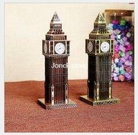 Wholesale Continental retro London Big Ben and creative home crafts ornaments mixed batch of Big Ben