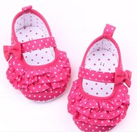 baby girl joker - Toddlers Shoes Flower Newborn Shoes Kids Princess Shoes Lace Flower Sweet Joker Toddlers Shoes Girls Baby Dress Shoes Baby Girl Size Brand
