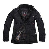 add down coat - M XXXL Men s brand fashion slim casual winter add cotton long style Belt motorcycle jacket Waterproof clothing plus size coat