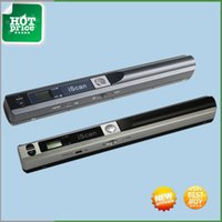 Wholesale Fine workmanship mini A4 portable Document Scanner Mobile Scanner Handheld Scanner Digital Mini Portable Document Scanner