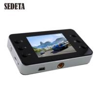 Wholesale 2 LCD K6000 Practical Car Auto Black DVR Camera Video Durable Recorder Protect Superior G sensor camera and laptop bag