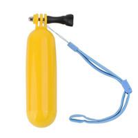 Wholesale Floating Monopod Hand Handheld Stick Floaty Bobber with Strap Floating Diving Buoyancy Camera Handheld Grip Gopro Hero3 Hero2