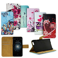 beautiful stand - For iphone Case Beautiful Print PU Leather Wallet Flip Stand Case For iphone S Plus S S Samsung S7 Edge S7 S6 Edge S6 Each Model