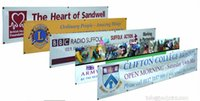 advertise banner ads - Custom printing Outdoor Vinyl Banner Advertising PVC Vinyl Banner Customized fencing banner ad with