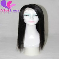 Wholesale Hot Selling Brazilian A Grade Lace Front Wigs Human Hair Silky Straight Lace Front Wigs For Black Women Full Culticle Long Straight Wigs
