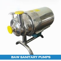 Wholesale 16L min Stainless Steel Sanitary Milk Centrifugal Pump Price