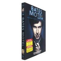 Wholesale Bates Motel Season Complete Fourth Season Four Disc Set US Version Boxset Brand New kg region