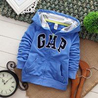 Wholesale New children outerwear coat suitable for years children children hoodies baby jacket