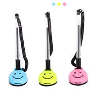 bank ink - Deli office supplies smile Desk gel Pen counter Table roller ball pen for bank hospital Hotel information desk Pen Stationery