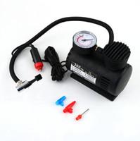 Wholesale 12V MINI COMPACT AIR COMPRESSOR PSI bike car van tyre inflator