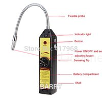 air freon - WJL New Freon CFC HFC Halogen Gas Refrigerant Leak Detector Air Conditioning R410a R22a R134a Gas Analyzers