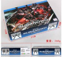 Wholesale 1 hg susanowo GG model HG am OO GNX Y901TW Susanowo model kit robot toy cool gundam gundam