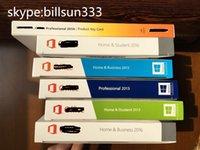 Wholesale Office H B H S Pro Key Coad Brank New Visio Project fpp oem