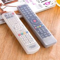 Vente en gros- Nouveau téléviseur à télécommande étanche poussière en silicone peau cas de couverture de protection en gros