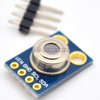 Wholesale MLX90614 non contact infrared temperature sensor module iic Interface GY