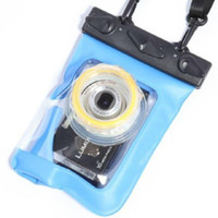 Wholesale Belt Retractable Lens HD Card Camera Waterproof Bag For Swimming Tteoobl GQ wholsale Canon IXUS SONY W series
