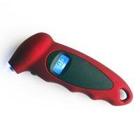 Wholesale Universal High Accuracy Digital LCD Display Auto Car Tire Pressure Gauge Motor Tyre Air Pressure meter Bike Tester