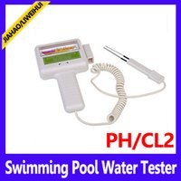 Wholesale water purification tester home for pool and spa water quality tester